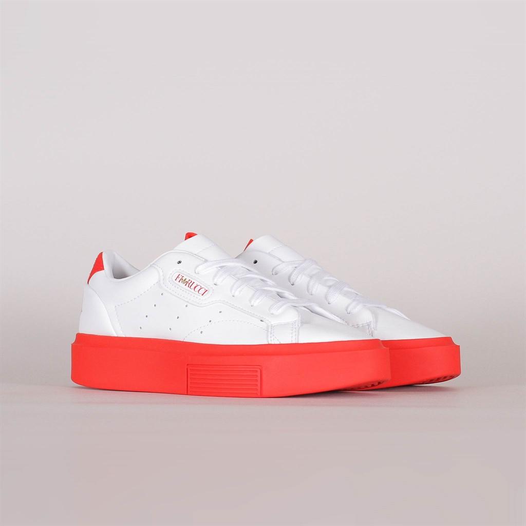 Adidas Originals x Fiorucci Womens Sleek Super (EE4719)