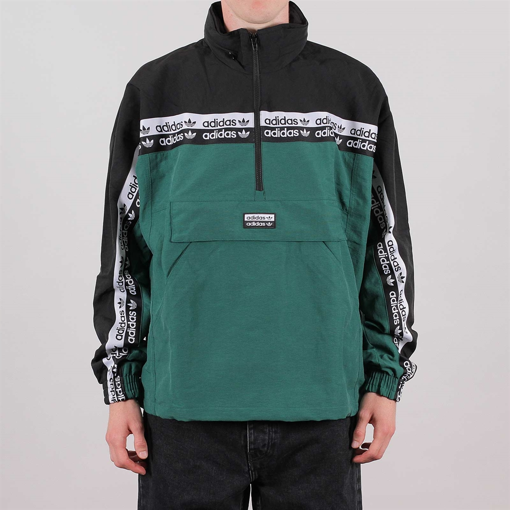 cheap for discount wholesale sales cheap prices Shelta - Adidas Originals R.Y.V. Blkd 2.0 Track Jacket Green