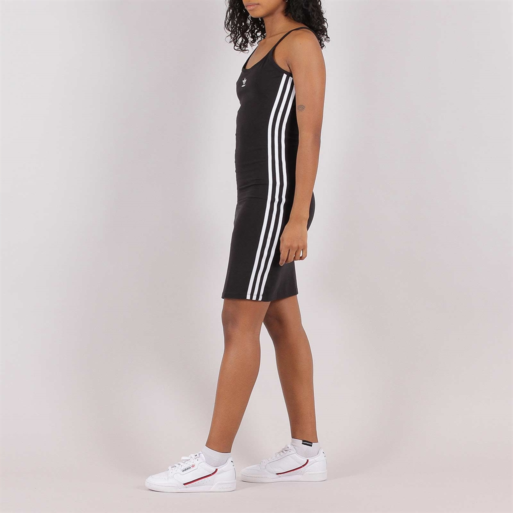 presentar Prima Previamente  Adidas Originals Womens Tank Dress Black (FM3270) - Shelta