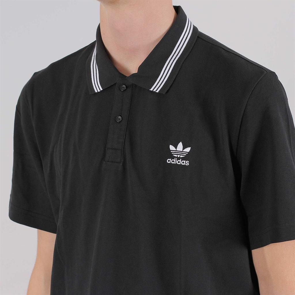 Adidas Originals Pique Polo Black (FM9952) Shelta