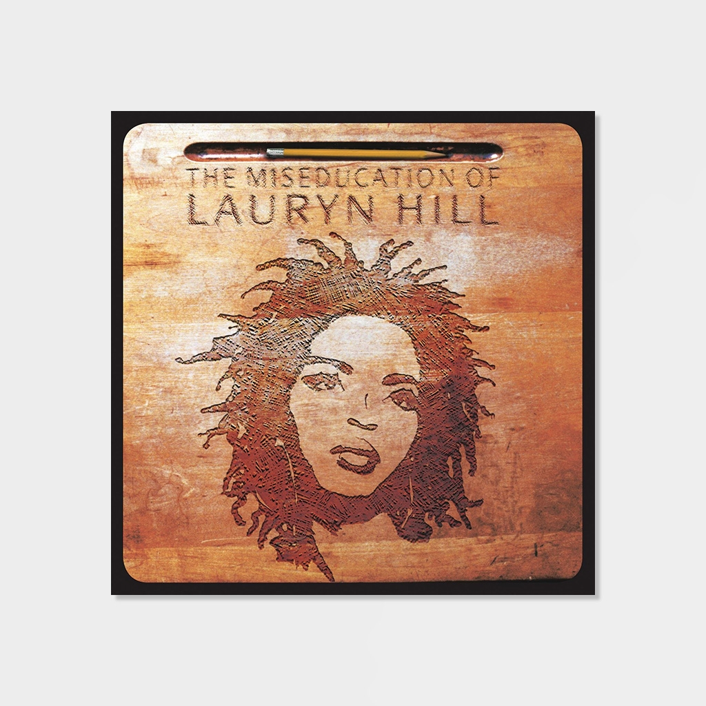Lauren Hill The Miseducation Of Lauren Hill 2-LP Vinyl (Z78304) kopiera