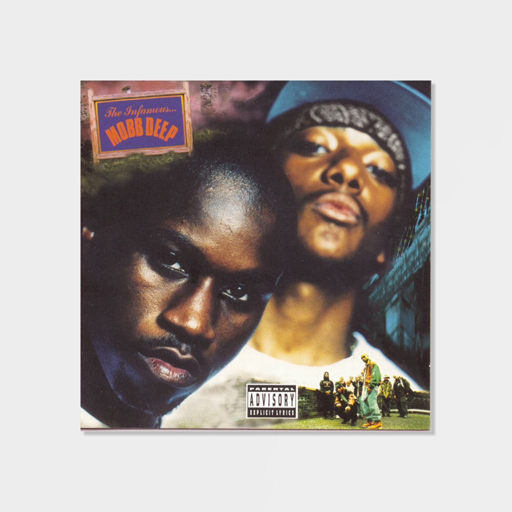 Mobb Deep The Infamous 2-LP Vinyl (Q89584) kopiera