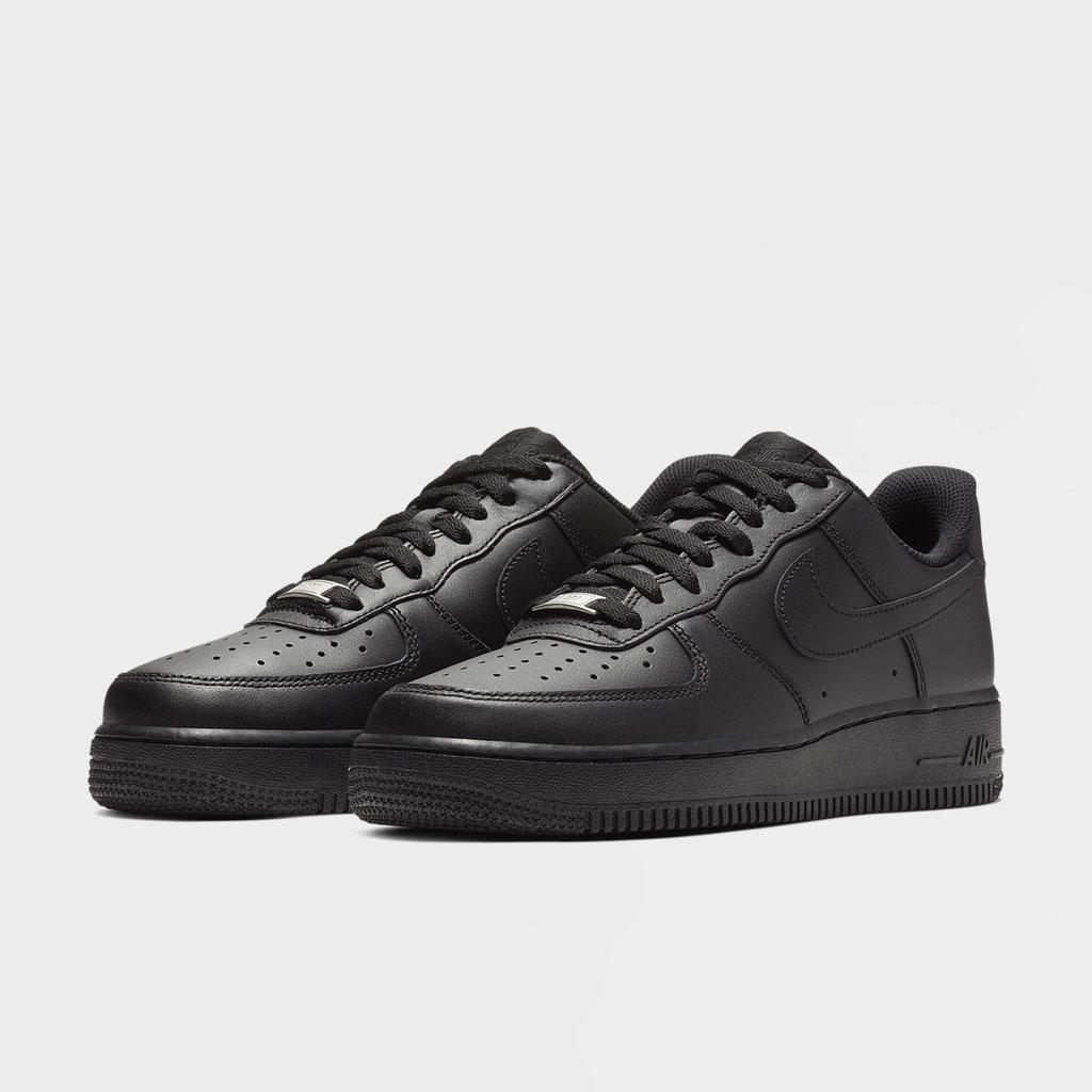 Nike Womens Air Force 1 07 Black