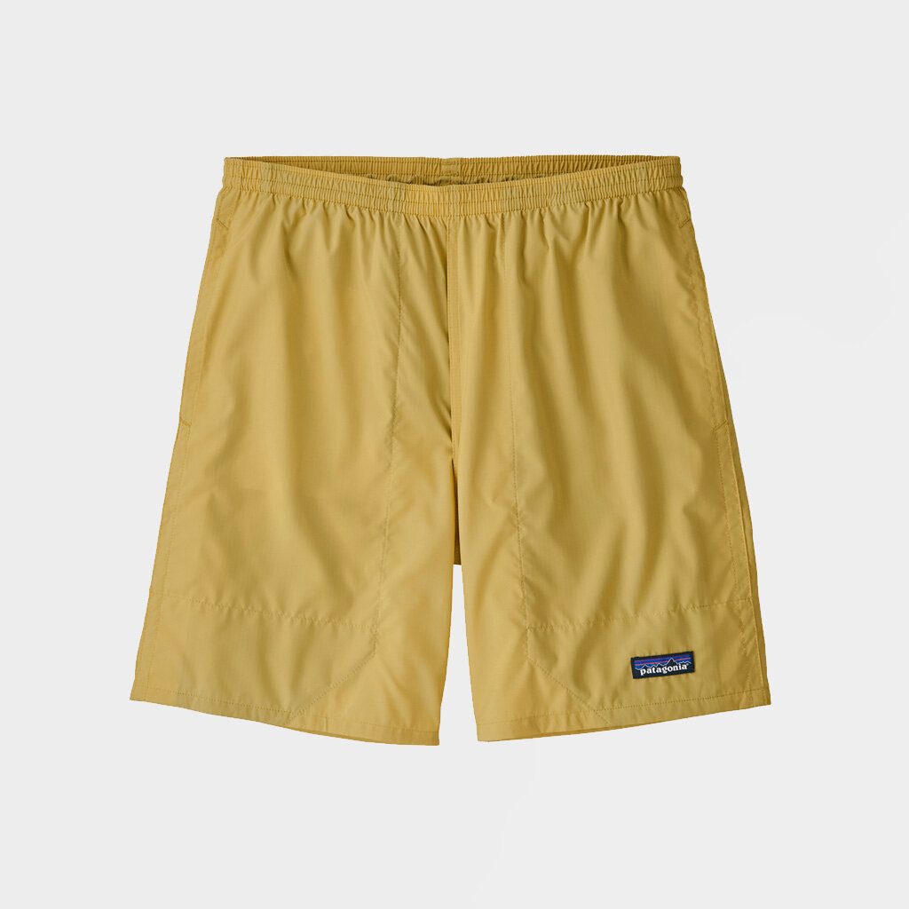 Patagonia Baggies Lights Shorts Surfboard Yellow (58046 SUYE)