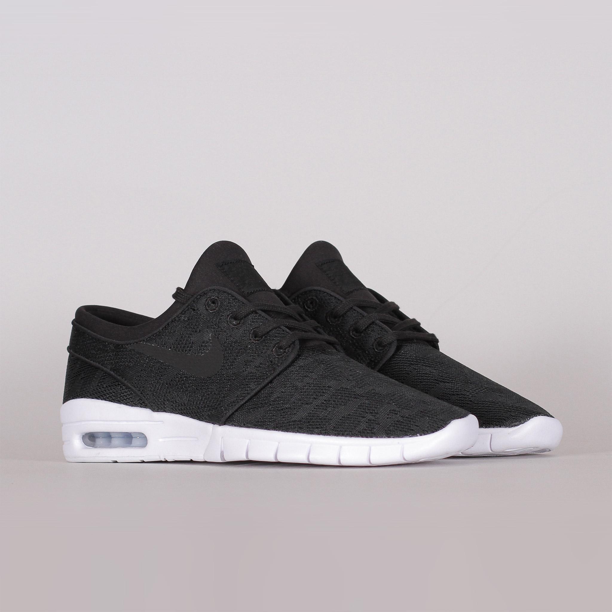Nike SB Stefan Janoski Max White Black
