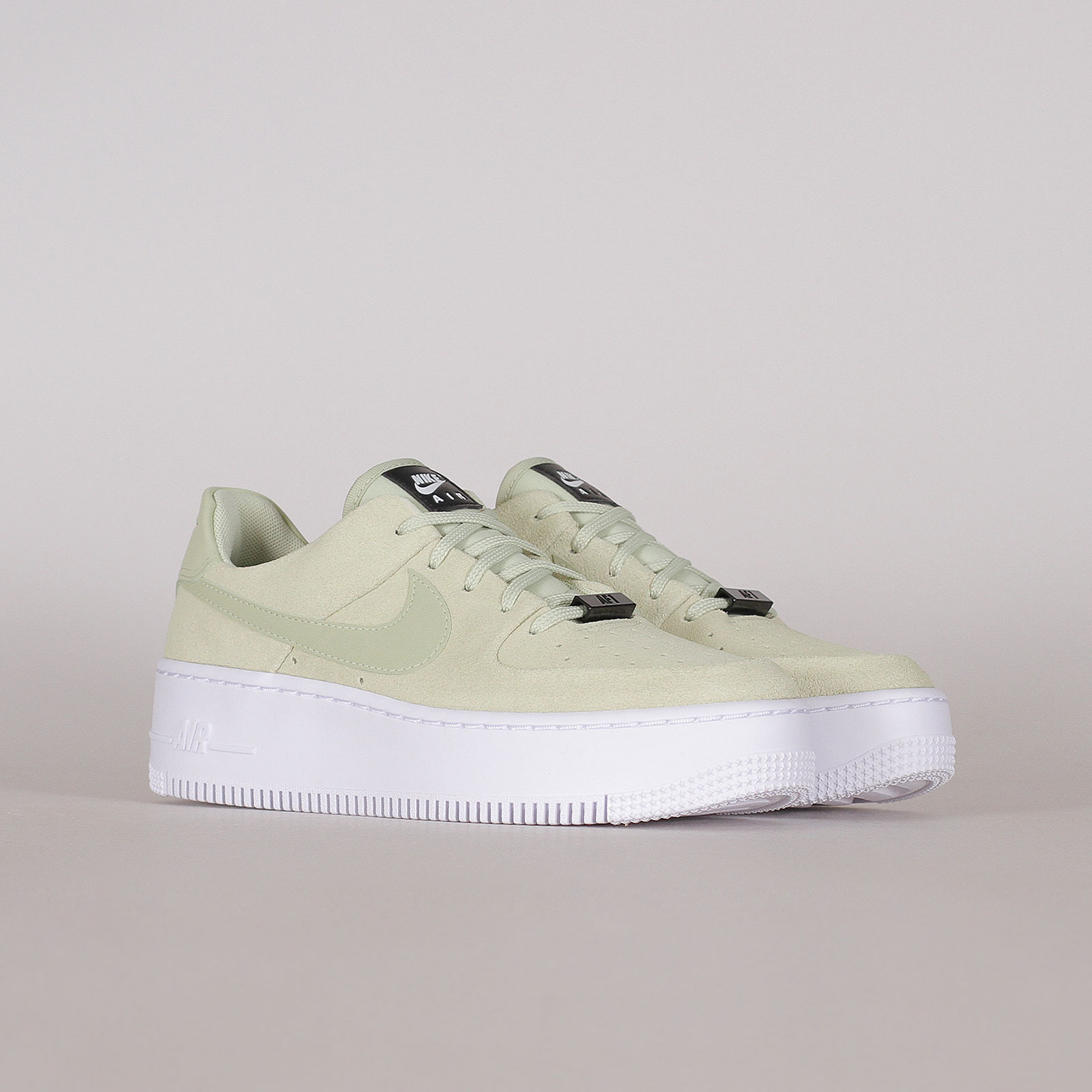Nike Womens Air Force 1 Sage Low Olive Aura (AR5339 301)