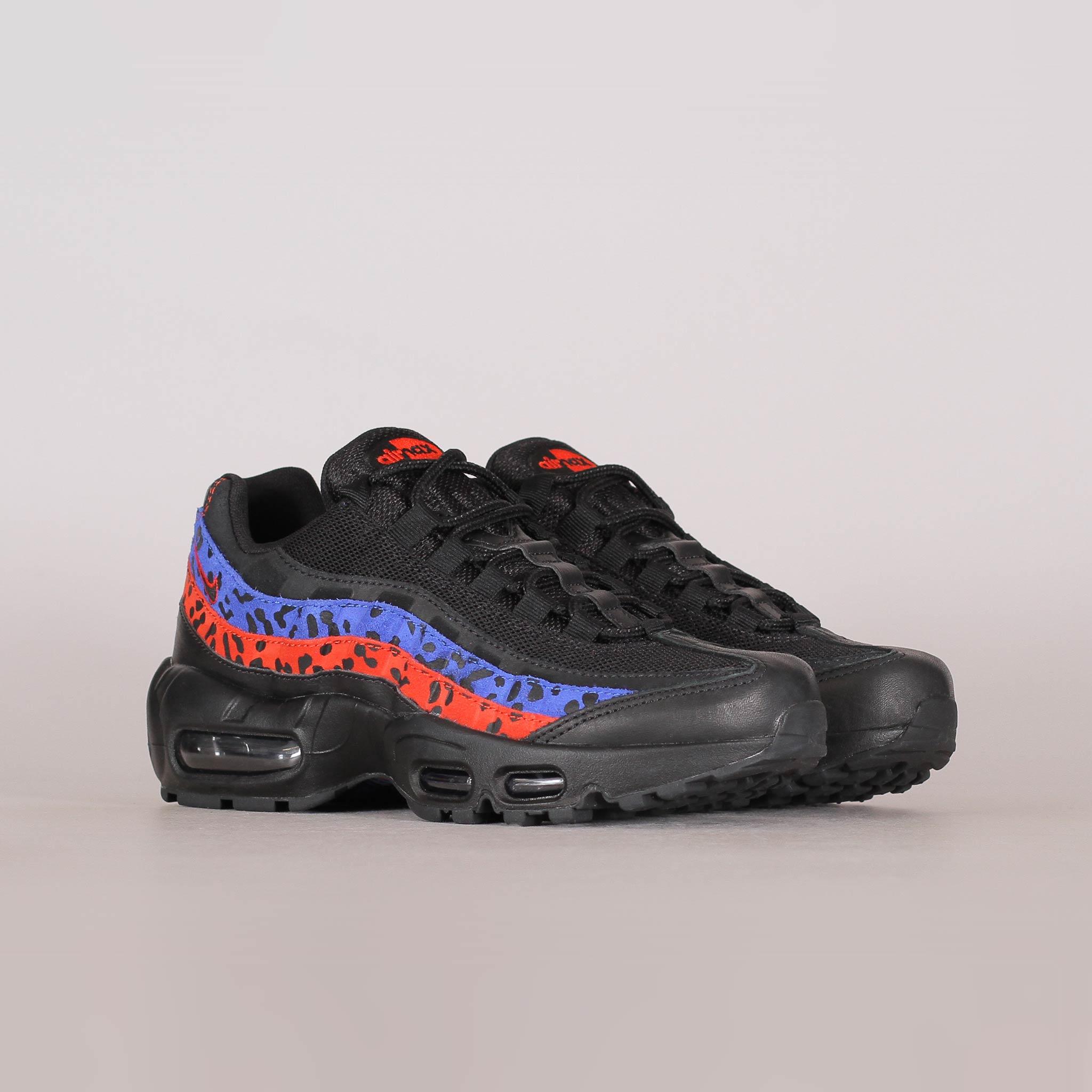 Nike Womens Air Max 95 Premium Black Leopard (CD0180 001)
