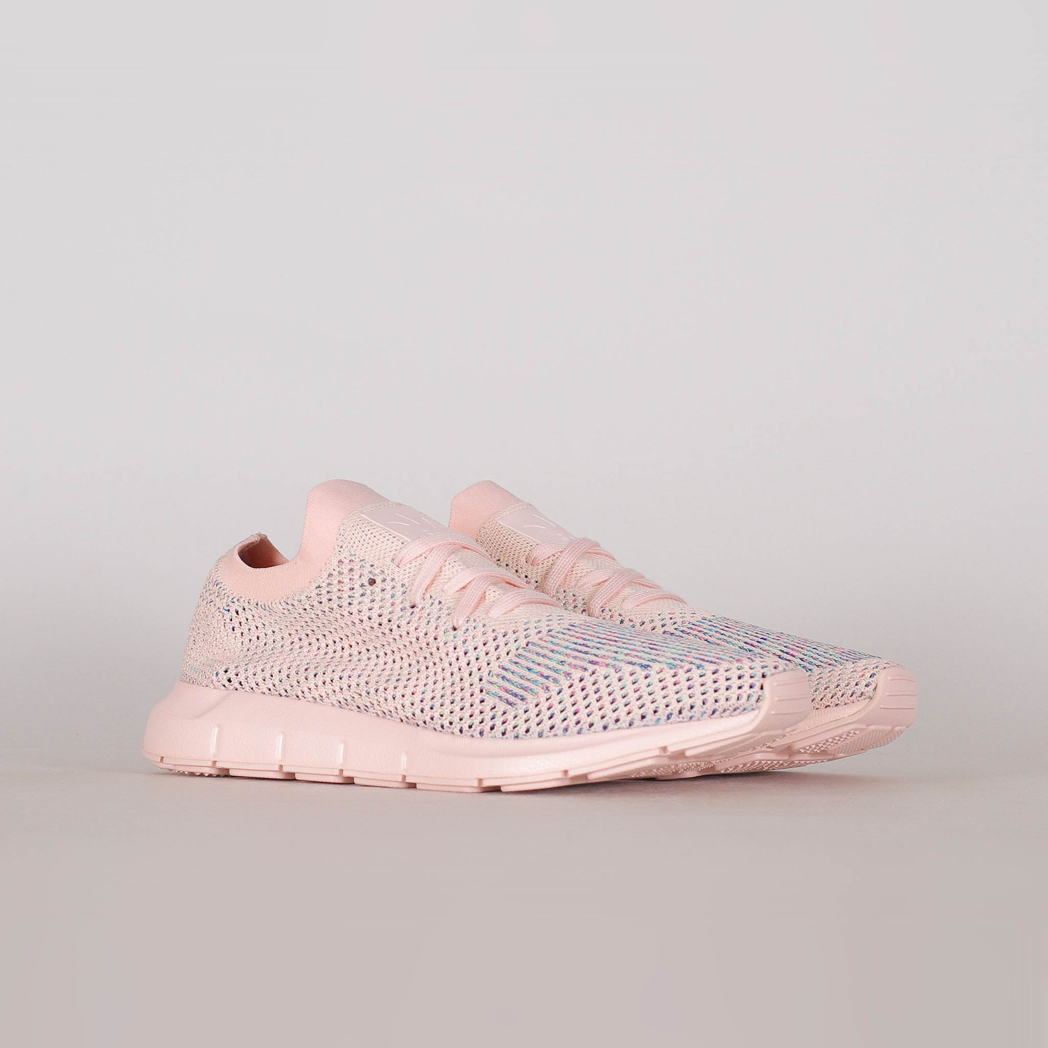 Adidas Originals Swift Run Pk W Primeknit Women Grey Running