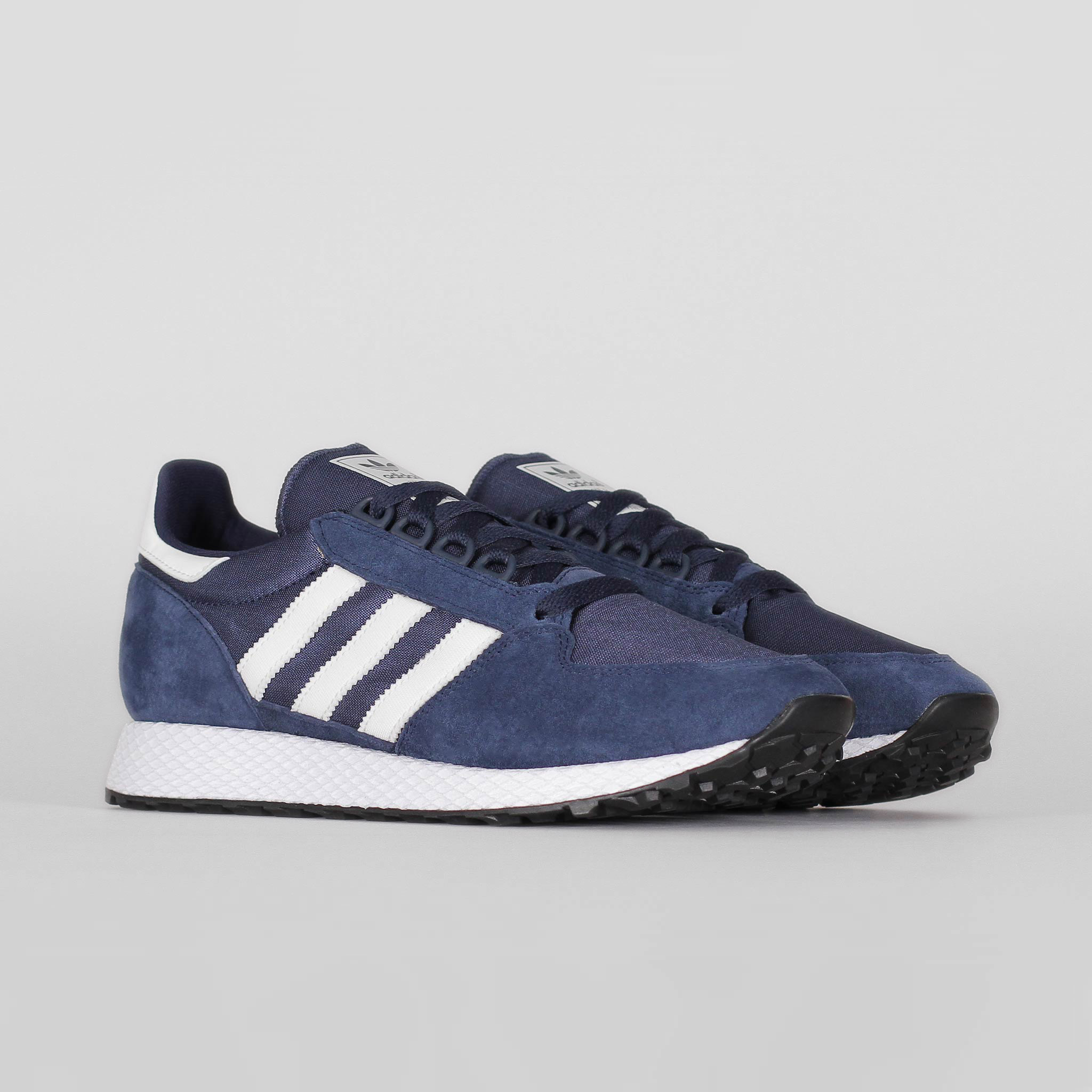 Shelta Adidas Originals Forest Grove Navy Cg5675