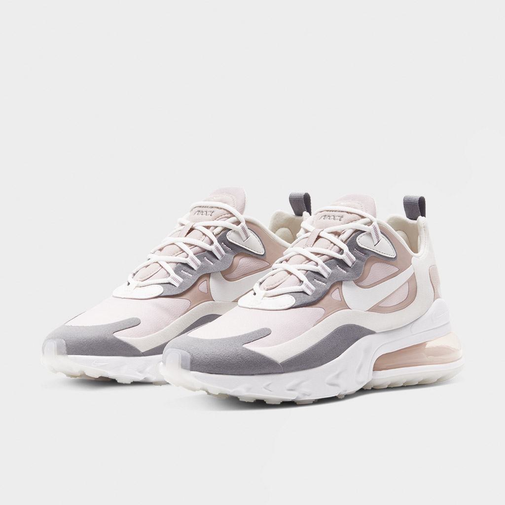 Nike Womens Air Max 270 React Plum (CI3899-500)
