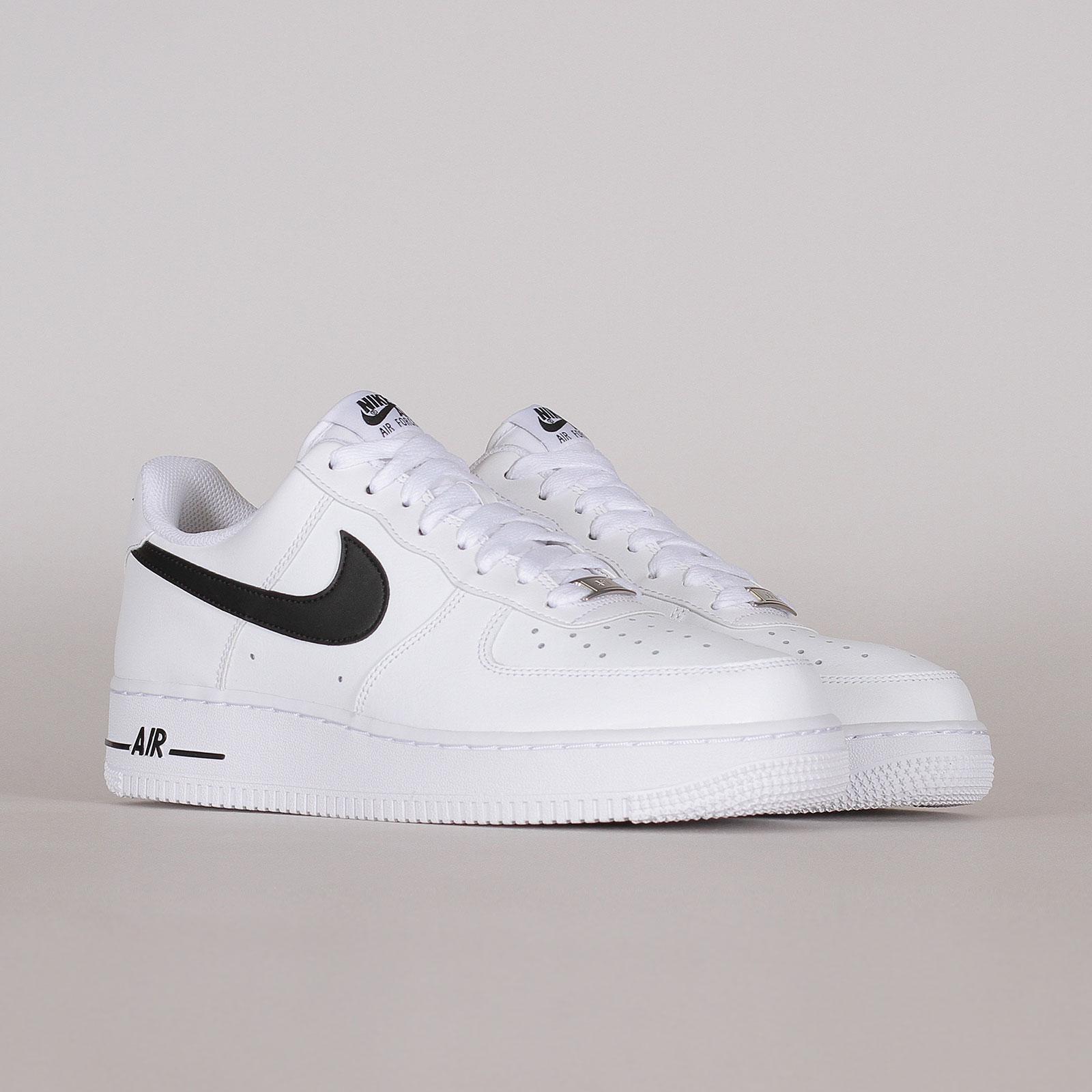 Nike Air Force Max II WhiteBlack