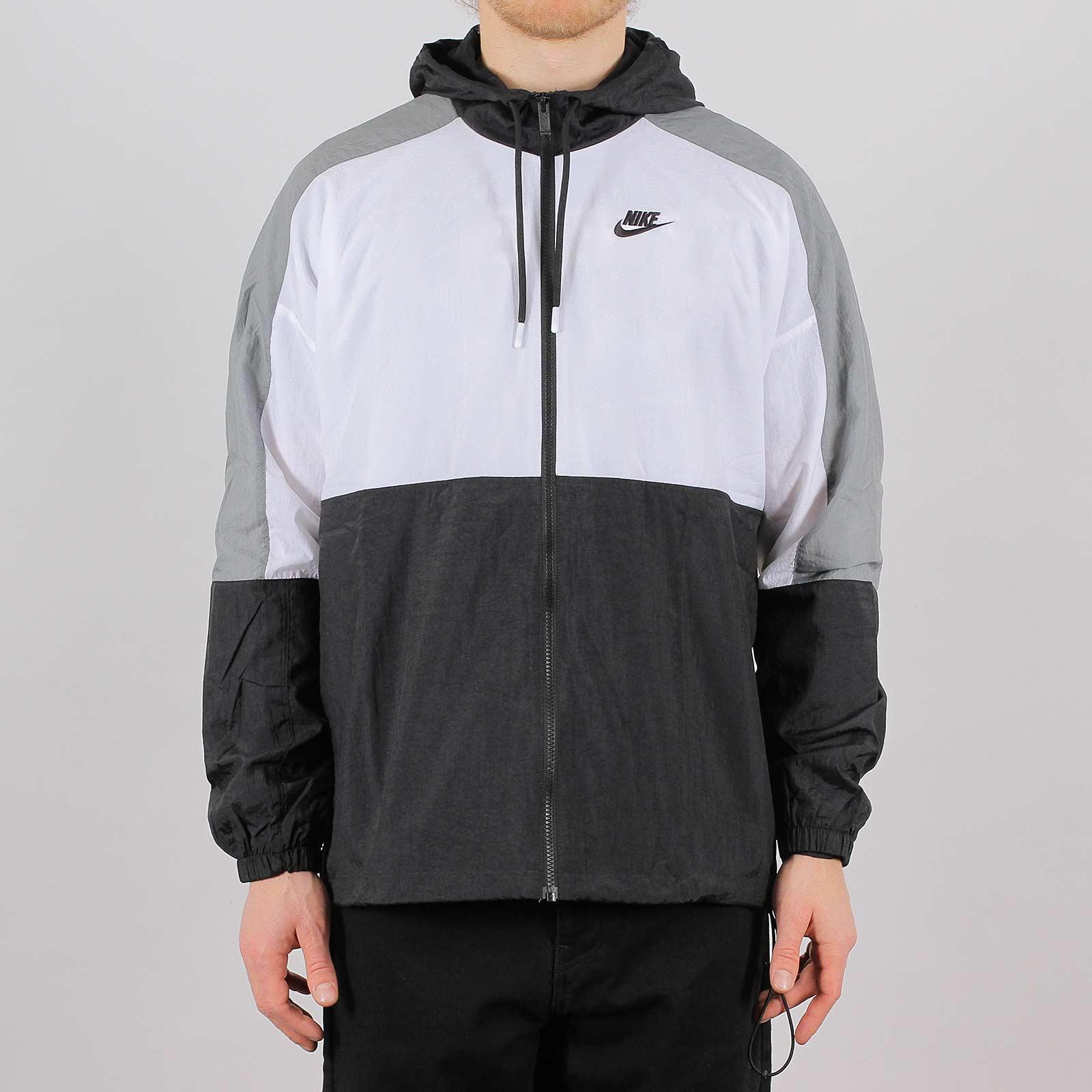 Nike Hooded Windbreaker Jacket Black (CJ4560 010)
