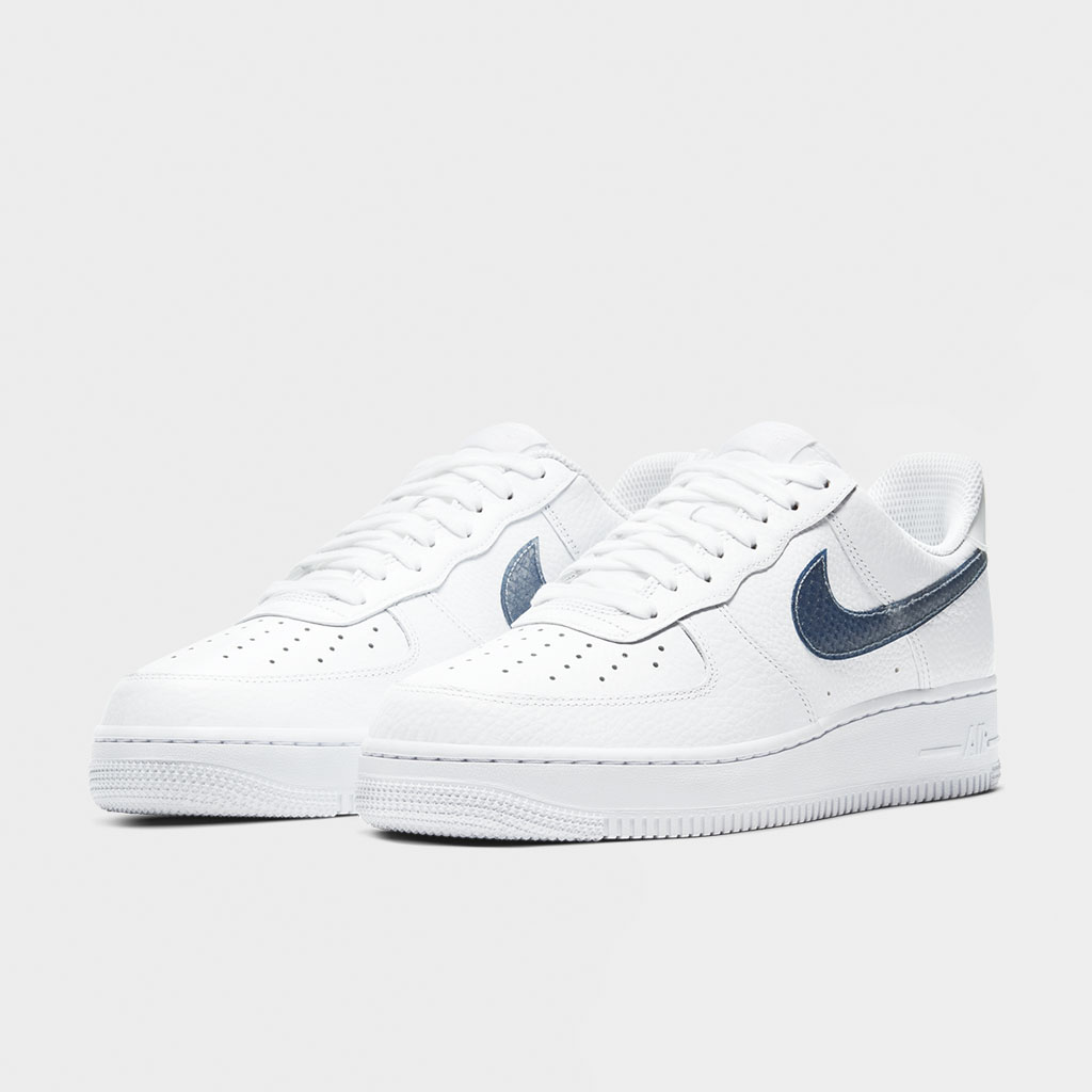 Nike Air Force 1 LV8 White Thunderstorm (CW7567 100)