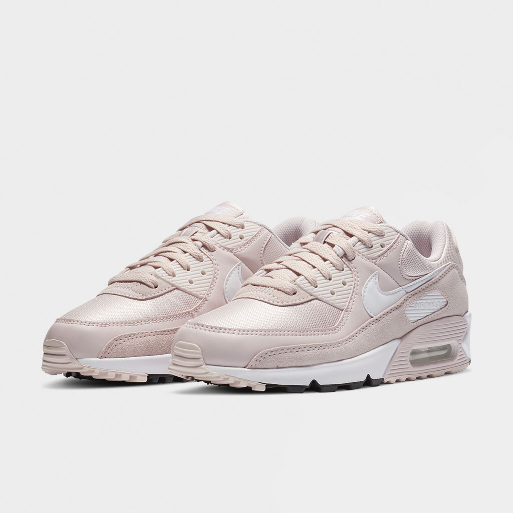 Nike Womens Air Max 90 Barely Rose (CZ6221 600)