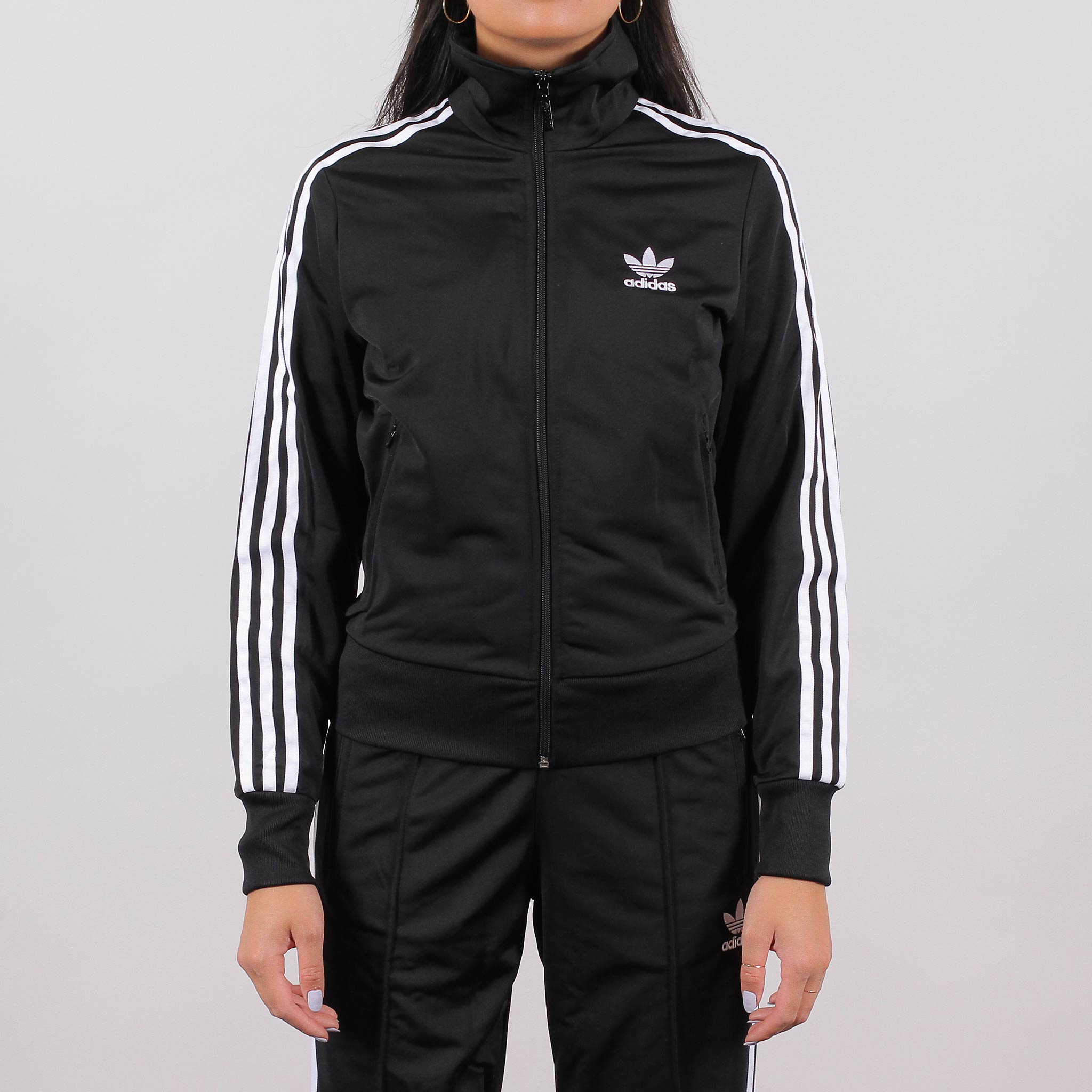 adidas fleece byxor