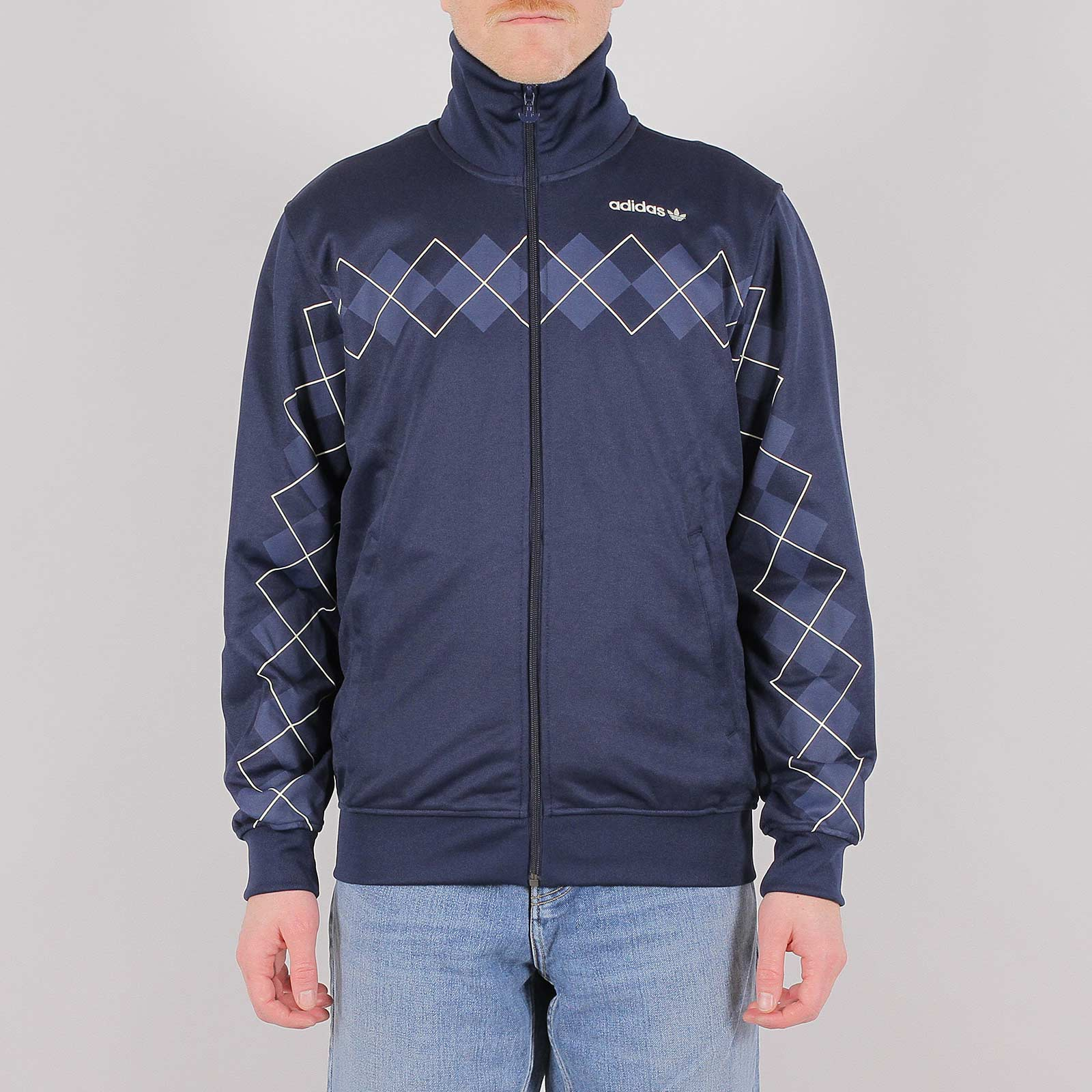 Adidas Originals Track Top Night Indigo