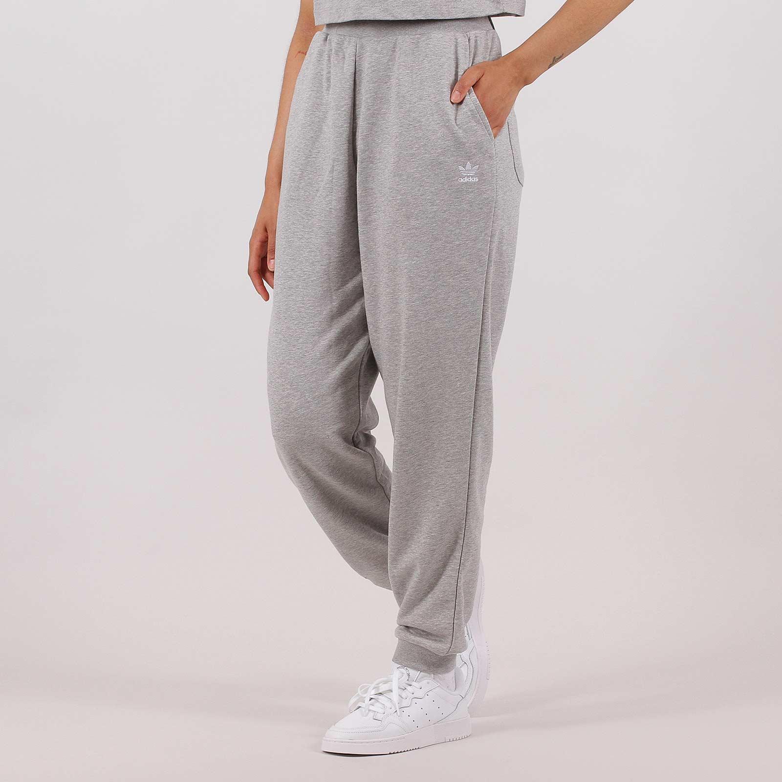 Adidas Women Cuffed Pant Grey (GD4287