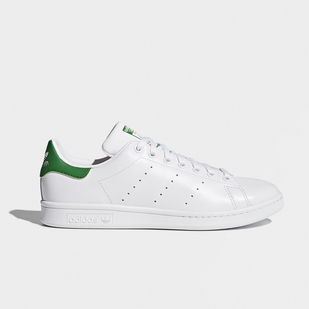 adidas Originals Stan Smith CF | Svart | Sneakers | B24536