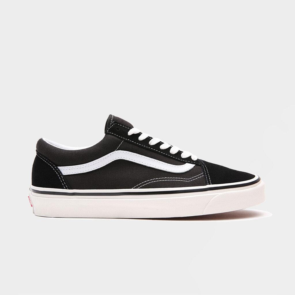 Vans Old Skool DX Black White (VN0A38G2PXC)