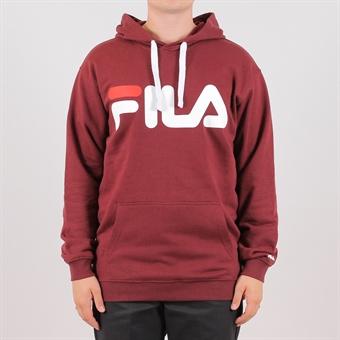Fila Classic Logo Hood Tawny Port 3cc4fa0b41