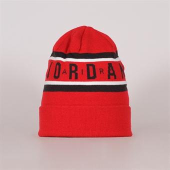 0119adf2de4 Jordan Air Cuffed Beanie Gym Red
