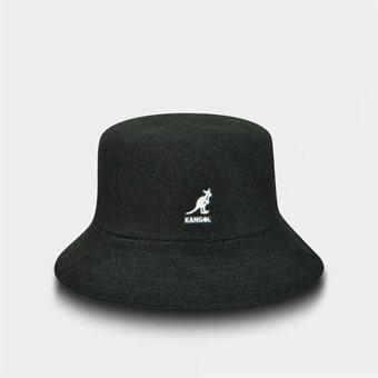 e56351f2afe1e3 Kangol Bermuda Bucket Hat Black