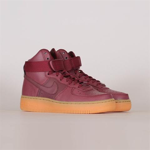 Nike Sportswear Womens Air Force 1 Hi SE (860544-600) ... e234509d3cc