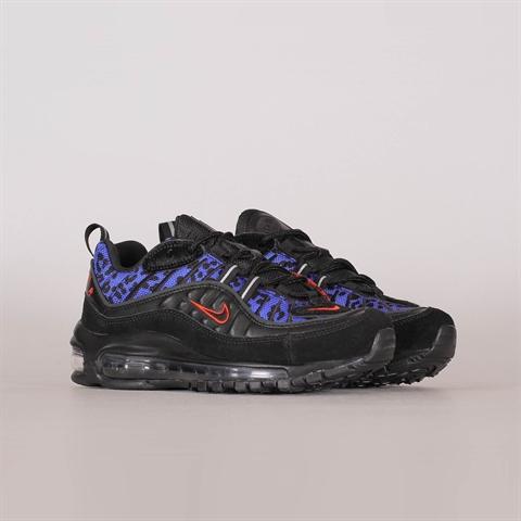 Nike Womens Air Max 98 Premium Black Leopard (BV1978-001) ... 4bcd0d47a